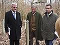 Werner Hirth, Dr. Anton Hammer und Peter Hauk