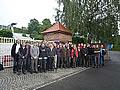 Exkursion der FH Rottenburg im Kommunalwald von Großheubach und Mönchberg
