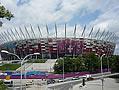 EM-Stadtion in Warschau