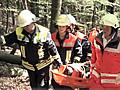 Rettungskette Forst