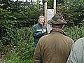 Dr. Hammer informiert die Forstämter Hilchenbach, Brilon und Olpe über die Erfahrungen nach dem Sturm Kyrill