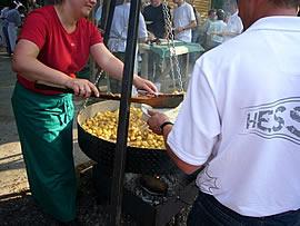 Helferfest vom Landkreis Siegen / Forstamt Hilchenbach