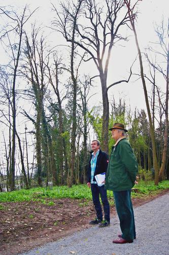 Schlosspark Kleinheubach. Bild: Marc Heinz