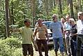 Waldbegehung Großheubach