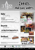 Hess Events... ... mal ganz anders