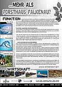 Flyer - ... mehr als Forsthaus Falkenau - Eine Information der Interforst GmbH über die Forstbranche (PDF-Datei: 780 KB)