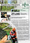 Newsletter Ausgabe 08 - April 2009