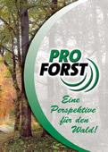 Flyer - ProForst - Eine Perspektive für den Wald  (PDF-Datei: 1,2 MB)