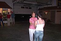 Bild vom Tanzkurs im Marktplatz der Hess GmbH